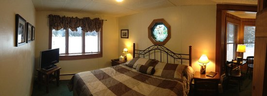 Big Moose Inn: Adirondack Room