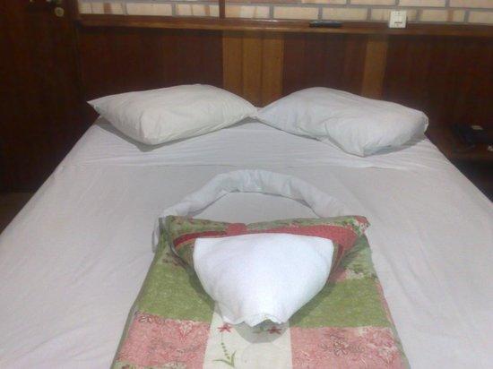 Hotel Pousada Silene:                                     otro arreglo en la habitacion