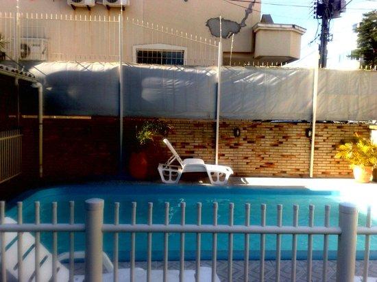 Hotel Pousada Silene:                                     pileta a dispocision del viajero