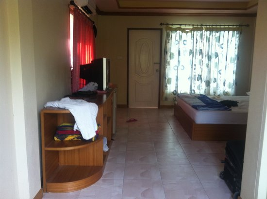 Friendly Resort & Spa:                   Chambre