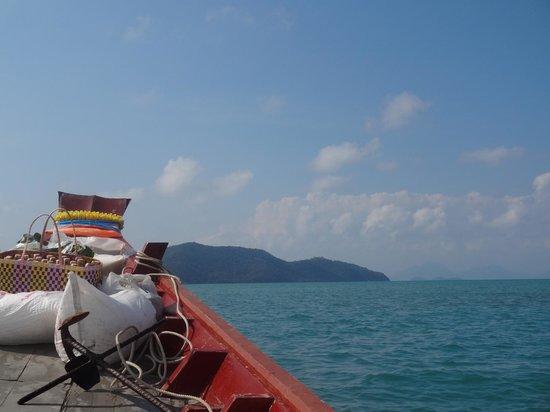 The beach arrival at Koh Tan - Picture of Koh Tan, Ko Samui - TripAdvisor