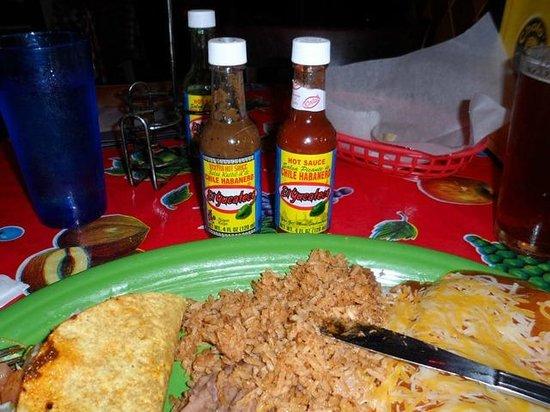 Cholos Homestyle Mexican Restaurant:                   Enjoy !