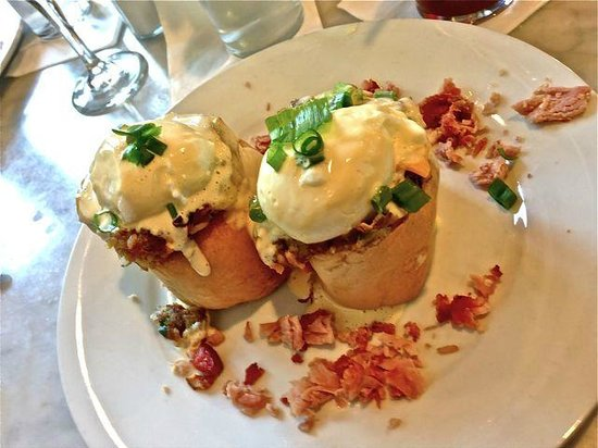 Stanley:                   Breaux Bridge Benedict