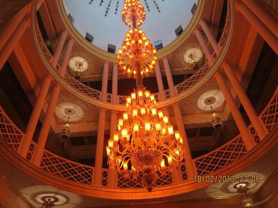 Sahara Palace Marrakech:                   lobby