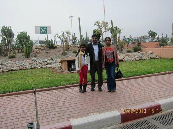Sahara Palace Marrakech :                   outdoor