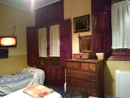 Iturrienea Ostatua:                   Our room