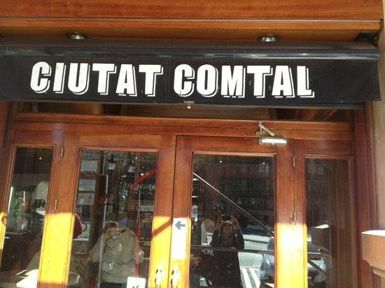 Ciutat Comtal Tapa Bar