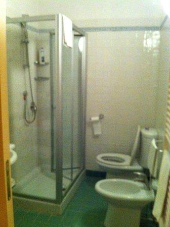 Hotel Porta San Mamolo:                   bagno