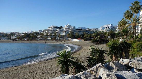 Puerto Banús Marina:                   Marbella, Puerto Banus, Playas del Duque