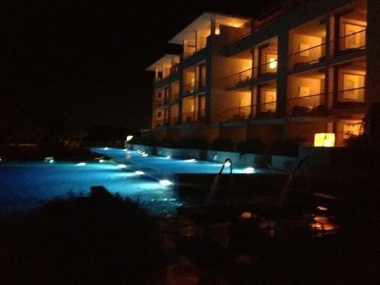 Paradisus Playa del Carmen La Perla:                   noche