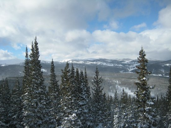Copper Mountain Ski Area:                   Plenty of room and interesting terrain for everyone