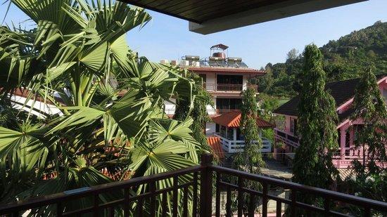 """Katathani Phuket Beach Resort :                   Aussicht aus Raum Typ """"Garden View"""""""