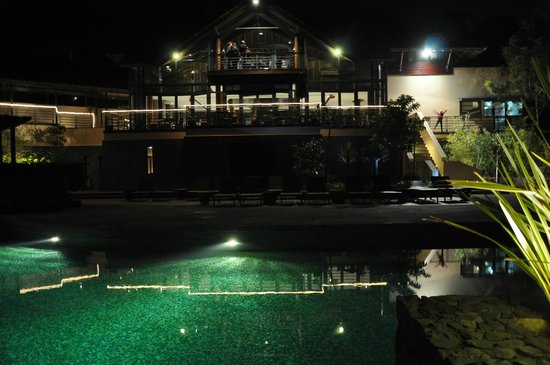 Xopana Restaurant :                   Vista