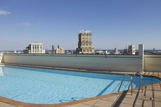NH Collection Barcelona Gran Hotel Calderon:                   Terraza