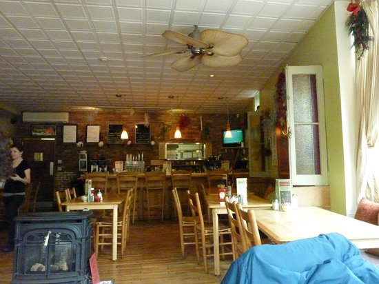 Corner Cafe ~ Newport, RI