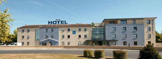 Blue Hotel : vue exterieur