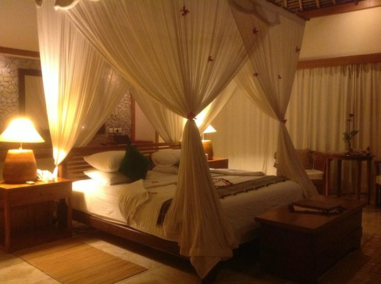 Nefatari Exclusive Villas:                   Decorated room