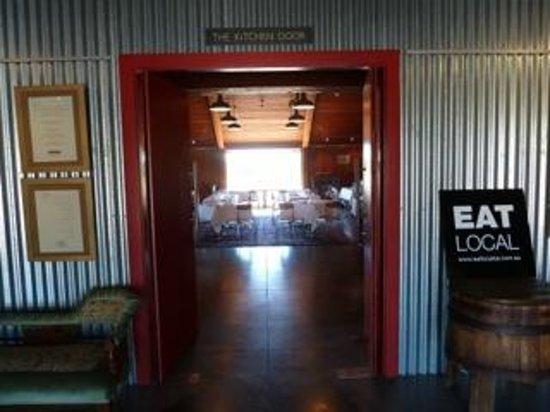 The Kitchen Door Restaurant Mclaren Vale Sa