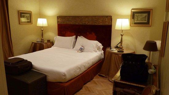 Hotel Villa Duse : la chambre
