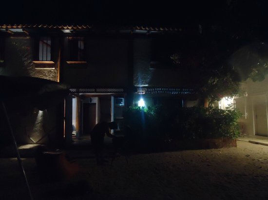 casa de noche fotograf a de aquavit gran roque