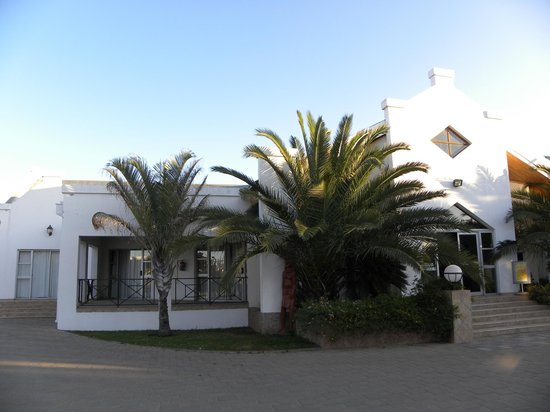 Out of Africa Town Lodge: L'hôtel