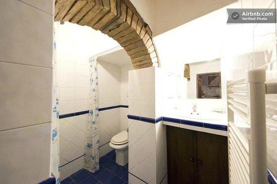 Residenza d'Epoca Palazzo Buonaccorsi: particulary bathroom