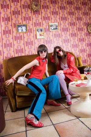 The Soho Bar: Photoshoot Amina y Mariam Almau by bella mallorca