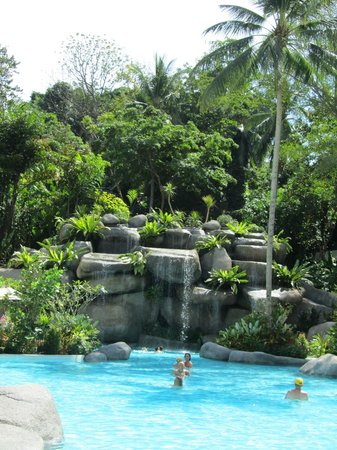 Marina Phuket Resort:                   Pool grounds