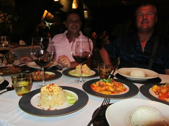 "Marina Phuket Resort:                   Restaurant ""The Rock"""