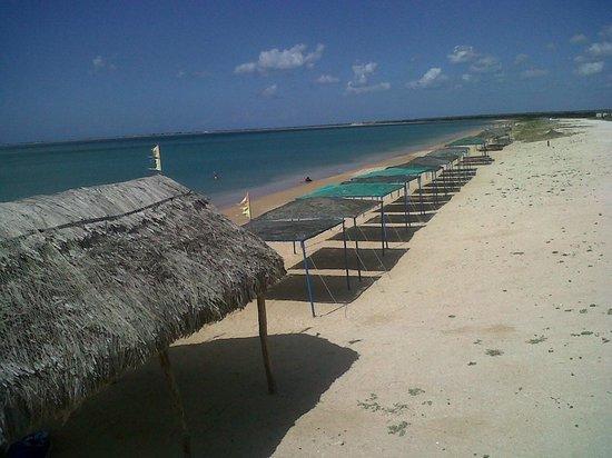 Punto Fijo, Venezuela:                   Playa Villa Marina