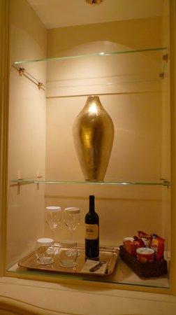 Hotel Villa Duse : décoration