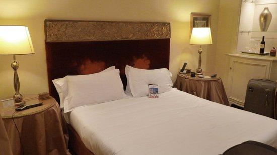 Hotel Villa Duse: chambre