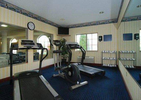 Comfort Suites St.Joseph / Stevensville: fitness center