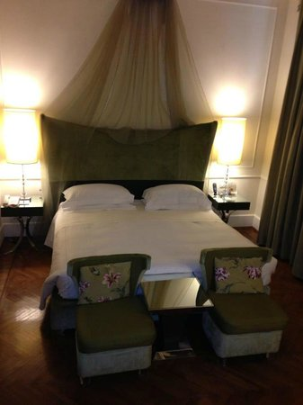 Hotel Brunelleschi:                   Room 412