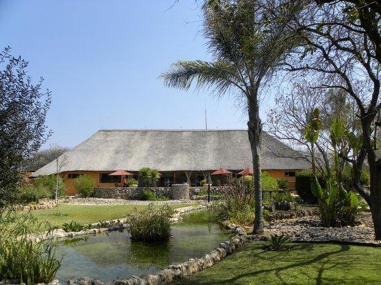Khorab Safari Lodge : Le lodge