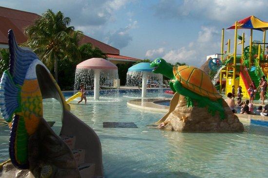 All Ritmo Cancún  Resort & Waterpark:                   waterpark