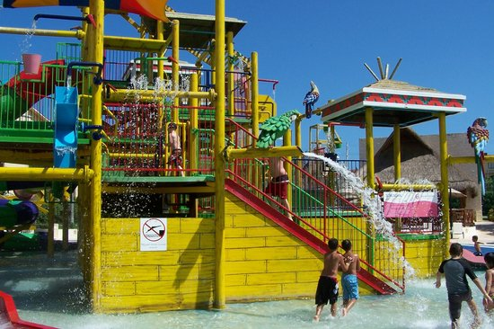 All Ritmo Cancun Resort & Waterpark:                   waterpark