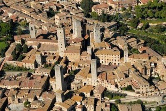 Residenza d'Epoca Palazzo Buonaccorsi: san gimignano