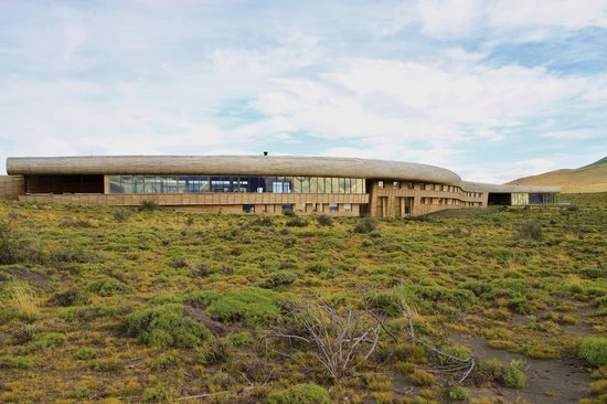 Tierra Patagonia Hotel & Spa:                   Hotel and grounds