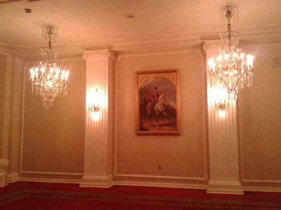 Astoria Hotel:                   Зал церемоний