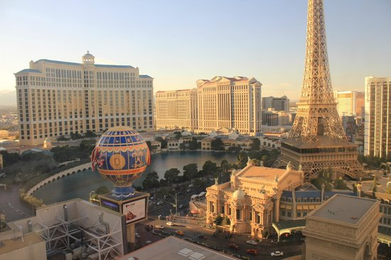 Planet Hollywood Resort & Casino:                   View