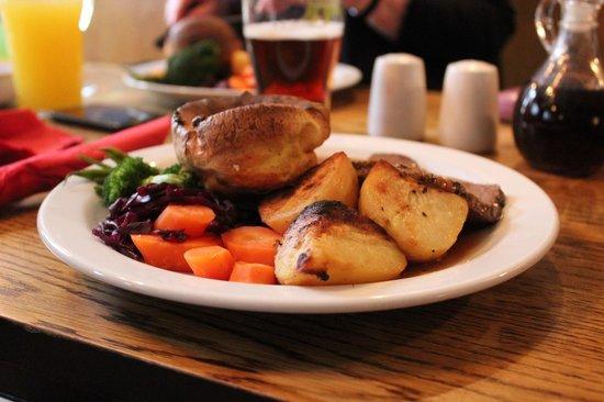 The Dorset Inn: Sunday Lunch