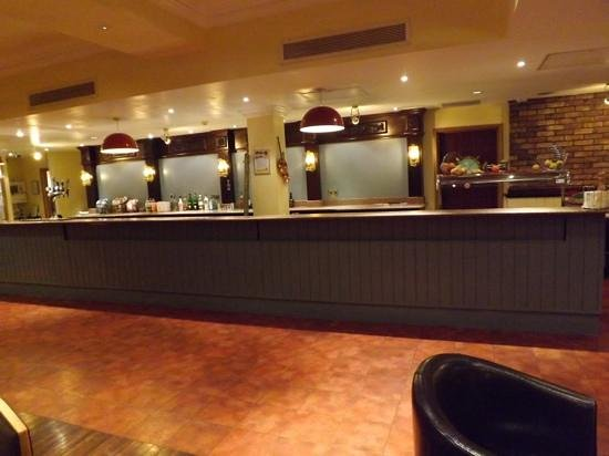 Ibis Hull:                   the food and bar wow looks good