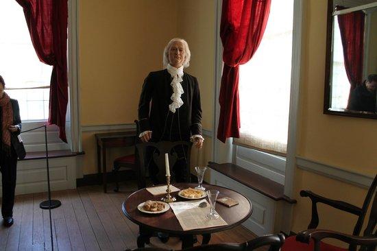 John Dickinson Plantation: John Dickinson Display