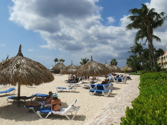 Curacao Marriott Beach Resort & Emerald Casino:                   beach