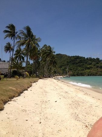 Phi Phi Island Village Beach Resort:                   beach