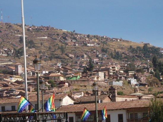 Hostal Qorikilla:                   Simplesmente maravilhoso conhecer Cuzco