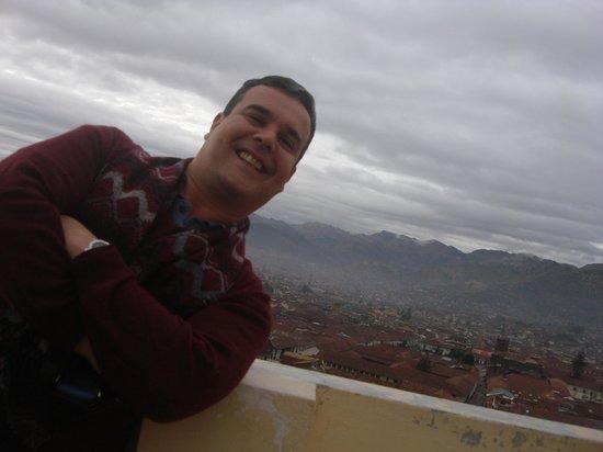 Hostal Qorikilla:                   Julho faz muito frio em Cuzco
