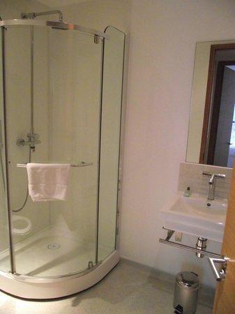 Gate House Apartments, Tower Bridge:                   Shower Room