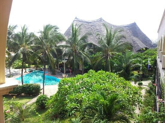 Aquarius Watamu Beach Resort:                   aquarius beach resort...una favola